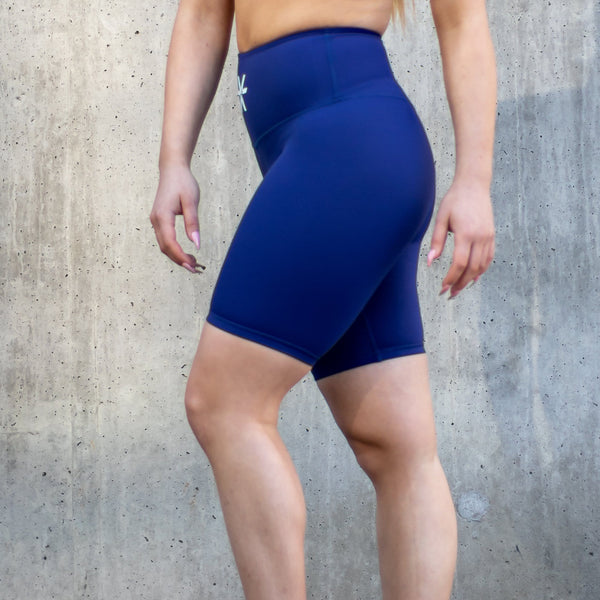 Blue Shape Shorts - BARA Sportswear
