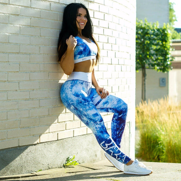 Glacier Tights - BARA Sportswear