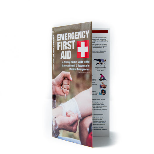 WATERFORD PRESS - Emergency First Aid Guide