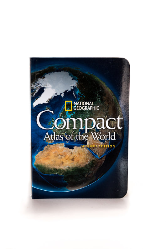 NAT GEO - Compact Atlas of the World
