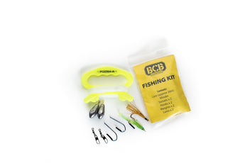 Compact Fishing Kit
