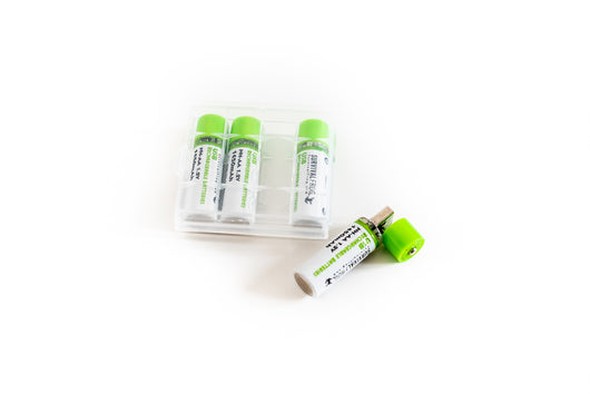 SURVIVAL FROG - USB Rechargeable AA Batteries