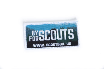2018 Patch - By Scouts For Scouts