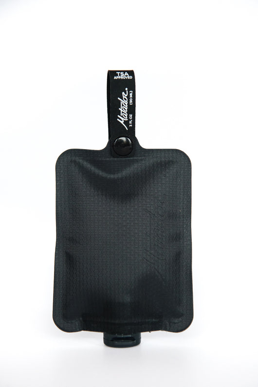 MATADOR - Flatpak toiletry bottle