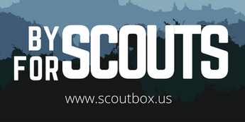 2018 SCOUTbox Sticker