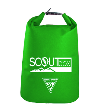 Seattle Sports + SCOUTbox 10L Drybag - SCOUTbox