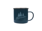 Kawartha Outdoors Enamel Mug