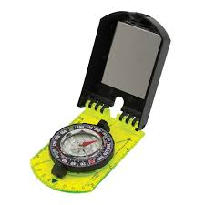 UST - Hi Vis™ Folding Map Compass