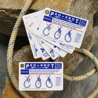 Outdoor knot cards