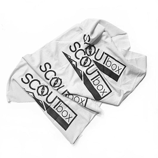 SCOUTbox Fandana / Face Covering [WHITE] - SCOUTbox
