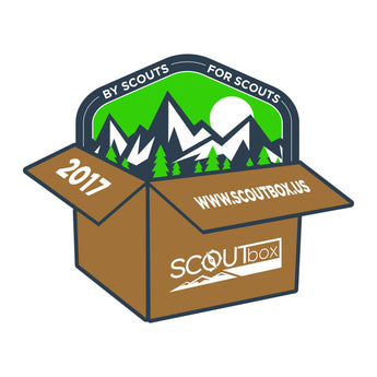 2017 SCOUTbox Patch - SCOUTbox