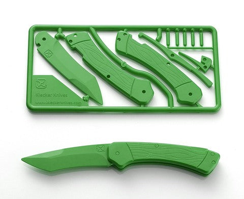 Klecker Knives - Trigger Knife Kit - Assorted Colors - SCOUTbox