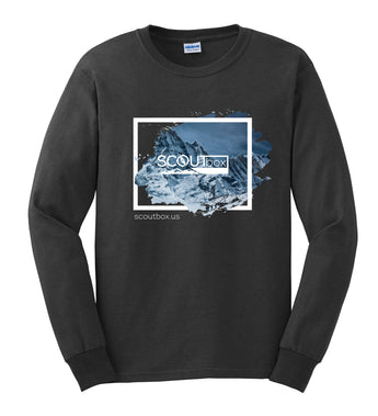 Limited Edition SCOUTbox Mountain T-Shirt - SCOUTbox