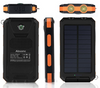 Water Proof Solar Power Bank - 10,000mah duel USB