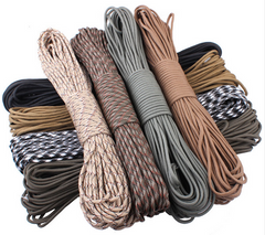Paracord - 550 Mil Spec type III 7strand paracord - 100 FT.