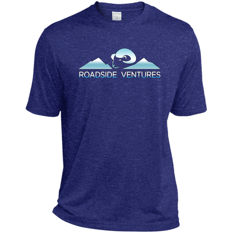 Tall Heather Dri-Fit Moisture-Wicking Tee