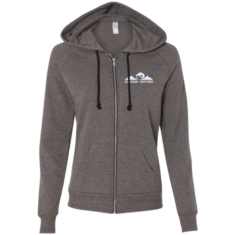 Alternative Ladies' French Terry Full Zip