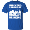 CAMPING EDITION - Custom Ultra Cotton T-Shirt