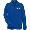 Embroidered Fleece Full-Zip