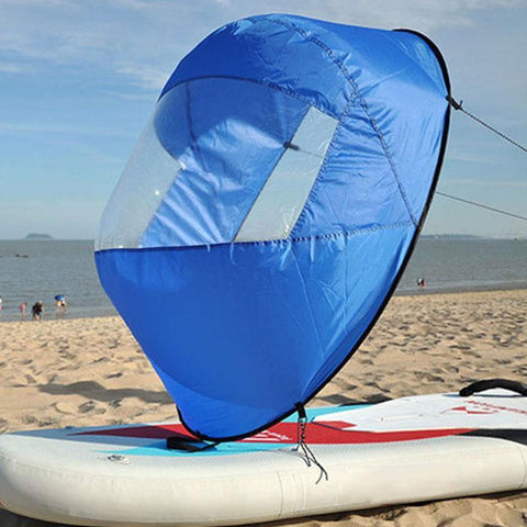 Wind Sail for Kayak, Canoe, or Paddle Board
