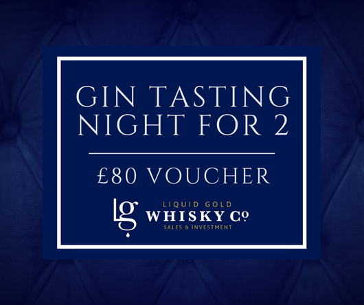 Gin Tasting Night for 2 - £80 Voucher