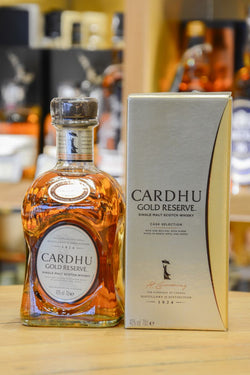 Cardhu Gold Reserve Front
