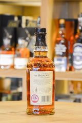 The Balvenie Double Wood 12 Year Old Back