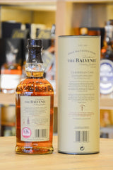 The Balvenie Caribbean Cask Back