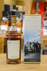 Macallan Travel Series - Forties Back