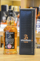 Springbank 10 Year Old Back
