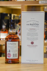 The Balvenie PortWood 21 Year Old Back