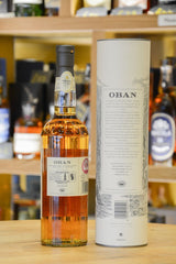 Oban 14 Year Old Back