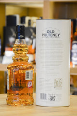 Old Pulteney 12 Year Old Back