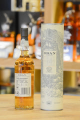 Oban 14 Year Old (20cl) Back