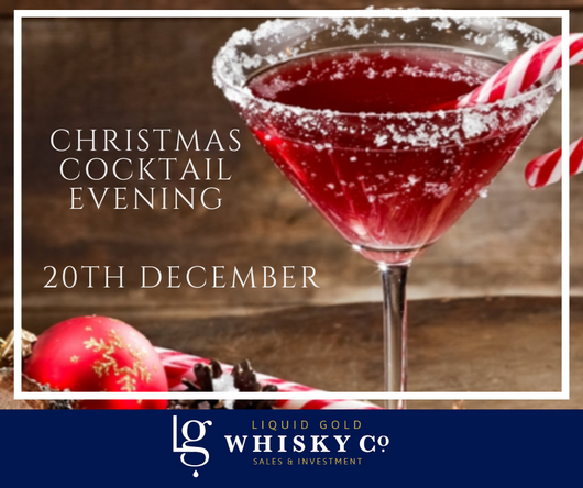 Christmas Cocktail Night - 20th December