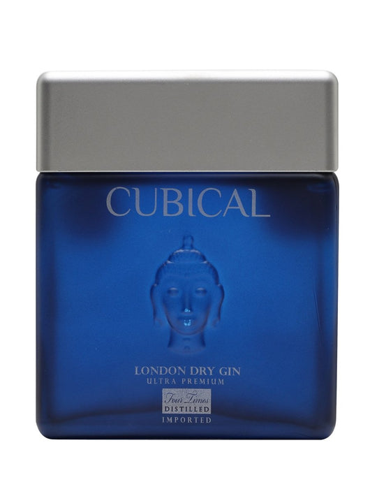 Cubical Ultra Premium London Dry Gin