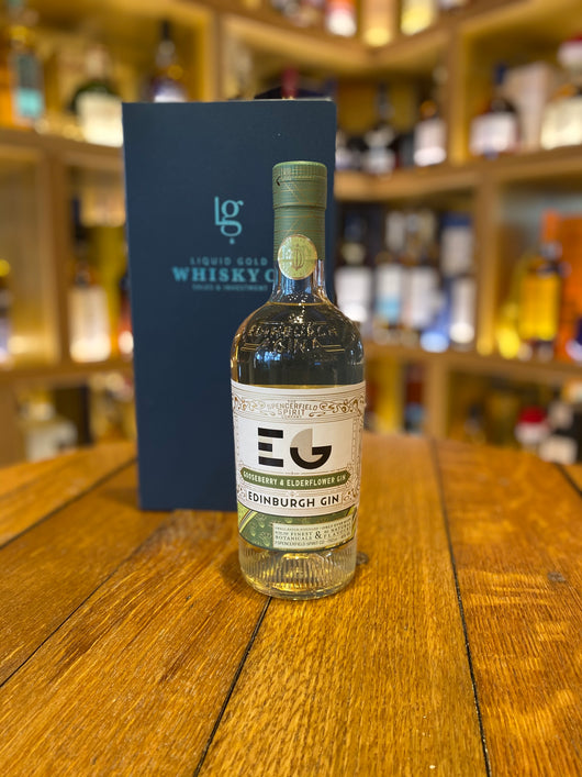 Edinburgh Gin Gooseberry & Elderflower Gin