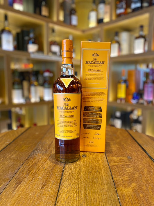 The Macallan Edition 2 (70cl 48.2%)