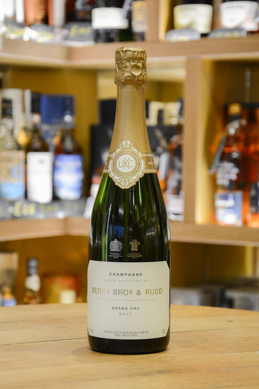 Berry Brothers & Rudd Grand Cru Brut Champagne NV