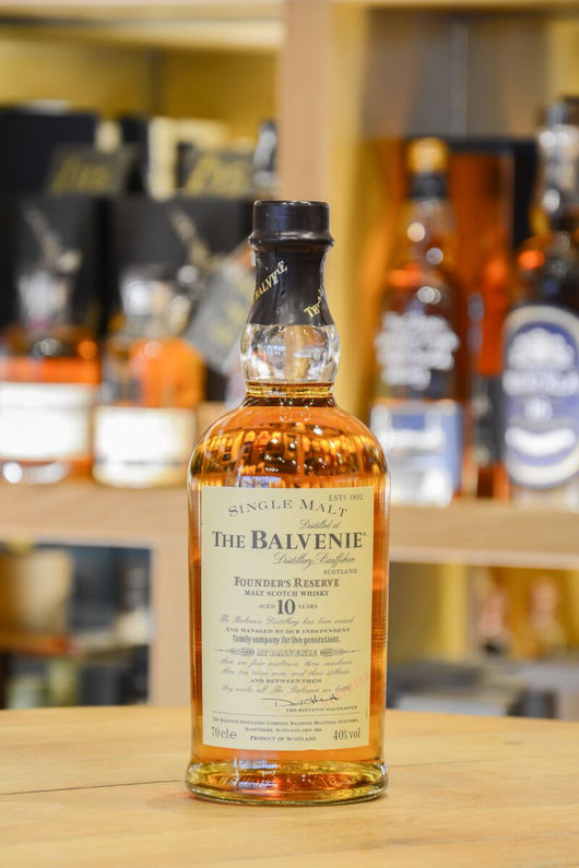 The Balvenie Founders Reserve 10 Year Old Front