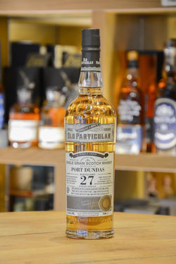 Port Dundas 1988 27 Year Old - Old Particular Front