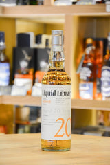 Littlemill 20 Year Old 1992 - Liquid Library Front