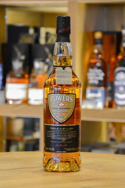 Powers Gold Label Front
