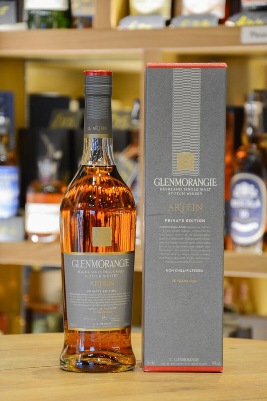 Glenmorangie Artein Private Edition Front