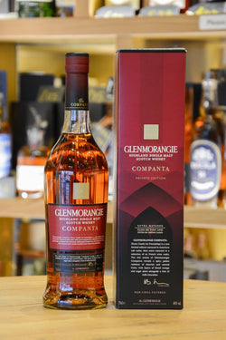 Glenmorangie Companta Private Edition Front