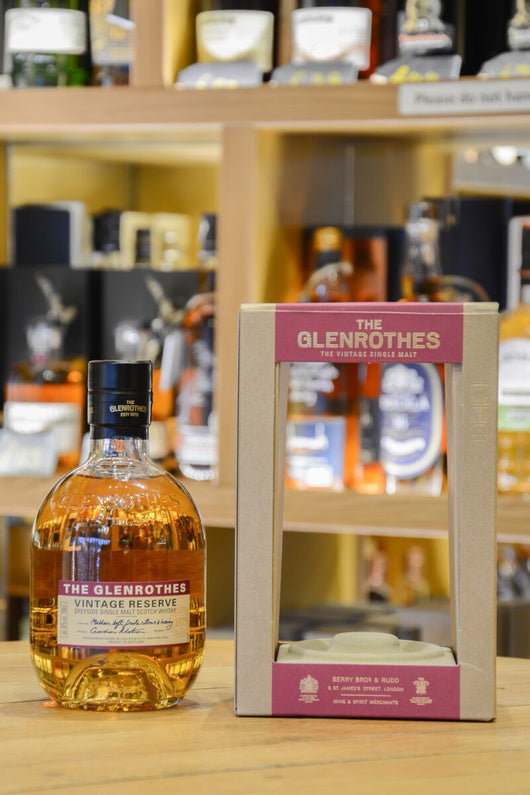The Glenrothes Vintage Reserve Front