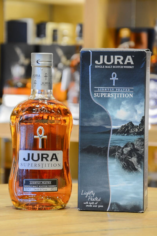 Jura Superstition Front