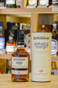 Edradour 10 Year Old Front