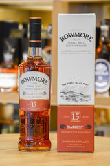 Bowmore Darkest 15 Year Old