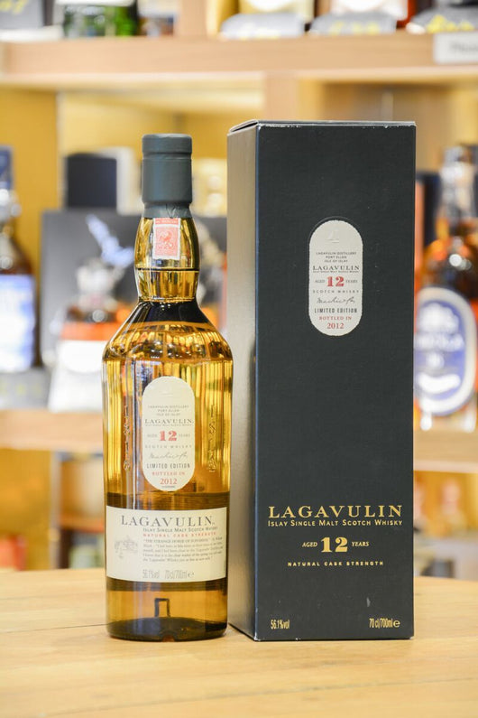 Lagavulin 12 Year Old 2011 Release Front